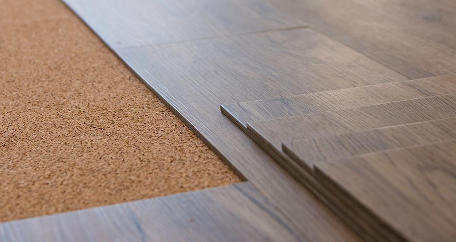 L.V.T flooring range